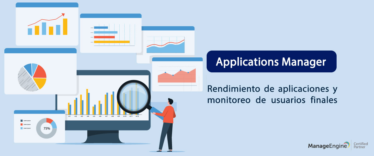 Gestión de Operaciones de TI - Applications Manager